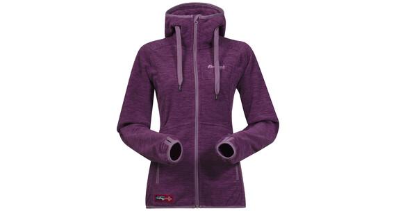 Bergans Hareid jakke Damer violet
